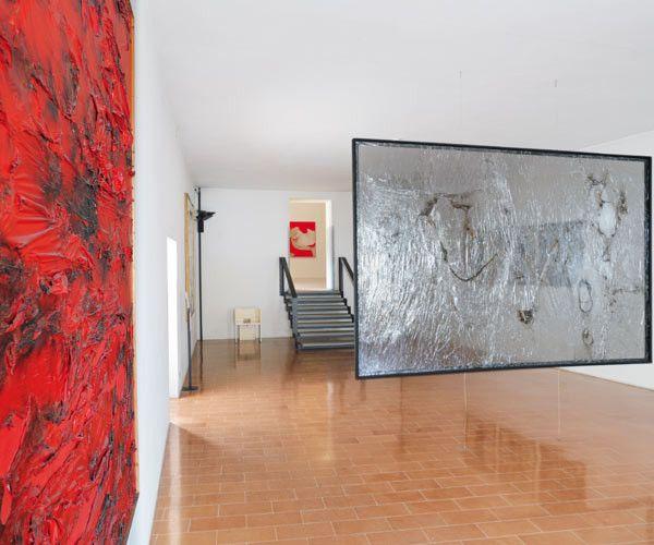 I musei Burri a Città di Castello - Palazzo Albizzini e gli Ex Seccatoi del Tabacco - Burri Centenario della nascita, eventi, e celebrazioni dell'artista