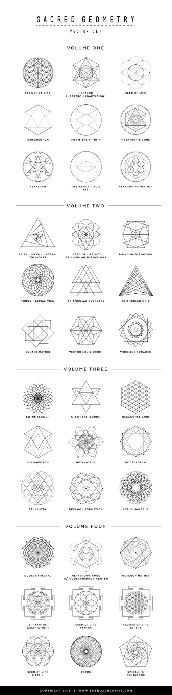 Best 25 sacred geometry ideas on pinterest sacred geometry skyboxcreative i created this pdf guide and short video to go over a few sacred geometry symbols their names and meanings learn more and how to create buycottarizona