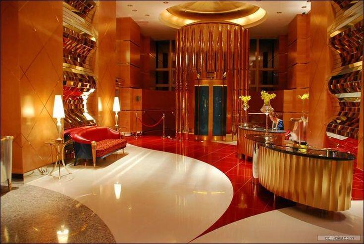 Interior of burj khalifa dubai burj khalifa tallest for 7 star hotel dubai most expensive room
