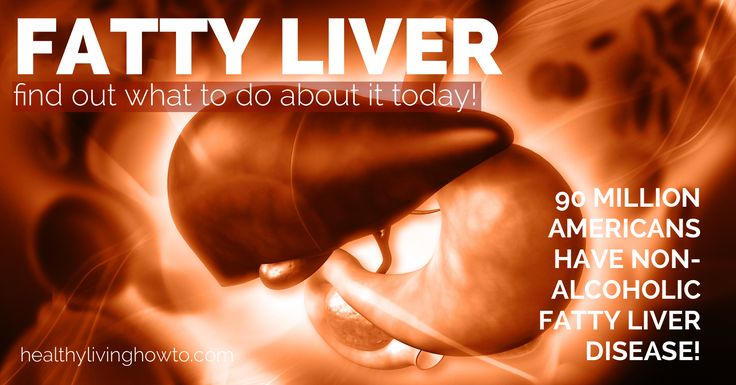 What To Do About Fatty Liver Disease