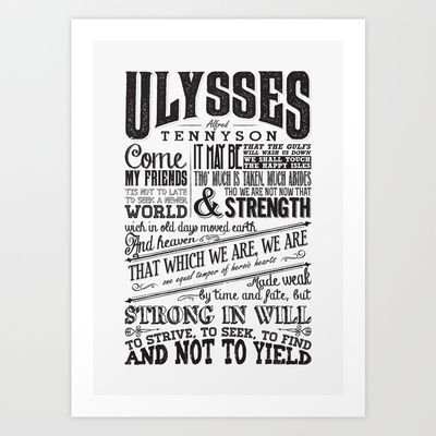 """an analysis of the poetic monologue ulysses by alfred lord tennyson The dramatic monologue, ulysses, narrating the feelings of the legendary hero, """" odysseus,"""" alludes to both homer's """"odyssey"""" as well as dante's """"inferno."""