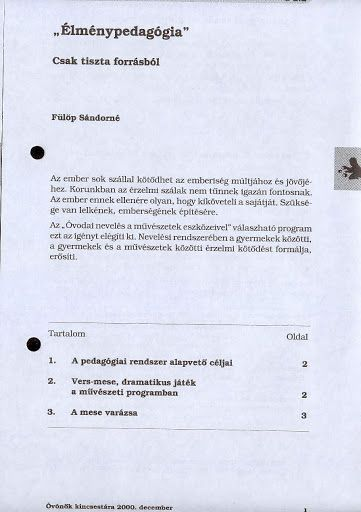 C2-2 - Élménypedagógia - Angela Lakatos - Picasa Webalbumok