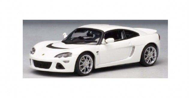Lotus Europa S White AUTOart 55358