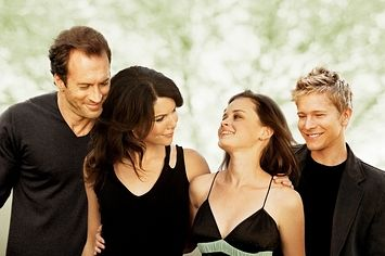 """BuzzFeed article """"27 Amazing Things We Might Get in a """"Gilmore Girls' Movie."""" Not that I think we necessarily *need* a """"Gilmore Girls"""" movie (then again, I wouldn't object to one either!), but this article was a fun read for all the silly GIFs and reminders of great scenes and episodes of the show."""