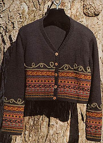 27 best fair isle, stranded & other colourwork images on Pinterest ...