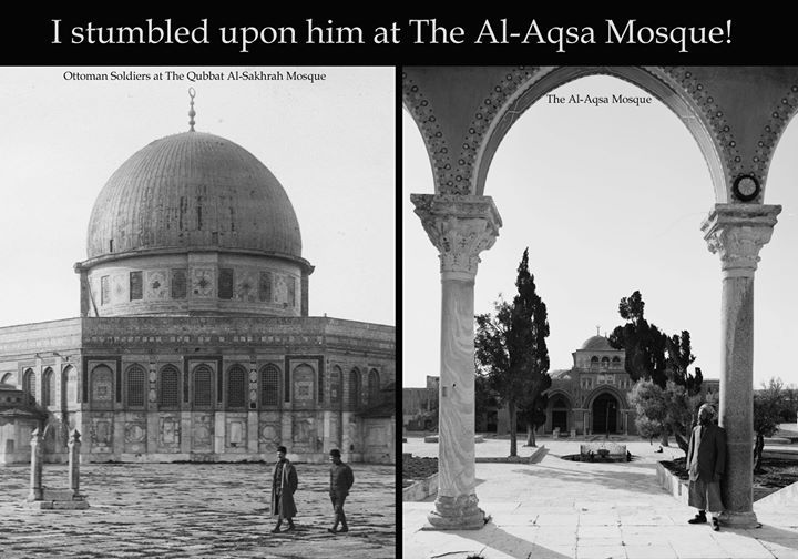 I STUMBLED UPON HIM AT THE AL-AQSA MOSQUE! (The Last Guard of the Al-Aqsa Mosque)  This is the heartbreaking story of the duty soldier who remained at the Al Aqsa mosque as the Ottoman military retreated from Quds (9th December 1917)  The late historian Ilhan Bardakci stumbled upon the Ottoman soldier at the steps of the Al Aqsa mosque who had remained loyal to his duty for 57 years on 12th May 1972 and decided to write about this incredible meeting. Thanks to him we now know of this live…
