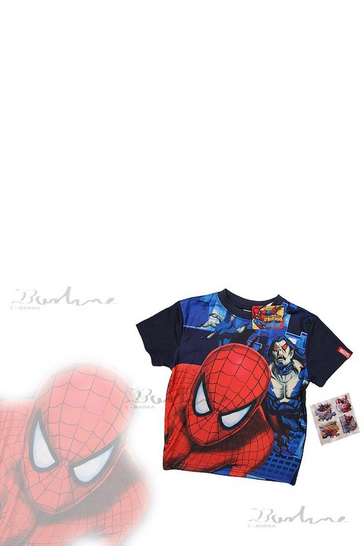 Nice T-shirt model 30216 Spiderman Check more at http://www.brandsforless.gr/shop/kids/t-shirt-model-30216-spiderman/