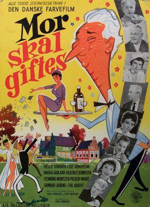 Mor skal giftes (1958) Børnene er voksne, men de kommer stadig hver halve år til mor efter penge.