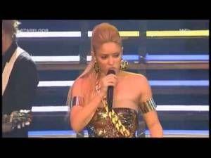 Shakira – Hip's Don't Lie _ New Live Program | FIFA Promoti…