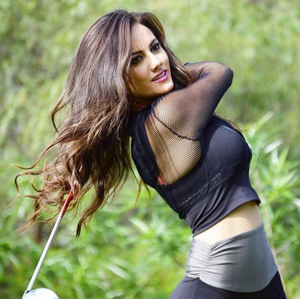Get to know Susana Benavides, the best female golfer ever (from Bolivia) - Golf Digest