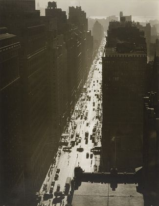 NY, NY. 1935: Art Photography, Photography Art Design, South, Cities Scapes, Manhattan, 35Th Street, Seventh Avenu, 80 S Photographers, Nyc 1935