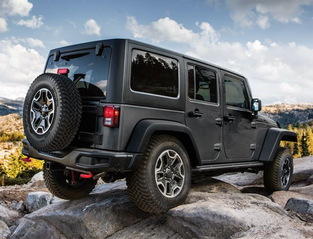 Jeep Wrangler Unlimited/Rubicon: a collection of Cars and ...