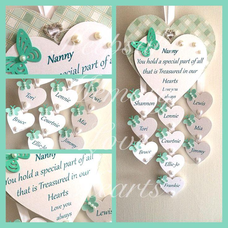 Personalised Grandparent Keepsake Heart https://www.etsy.com/uk/shop/KeepsakeHearts?ref=hdr_shop_menu
