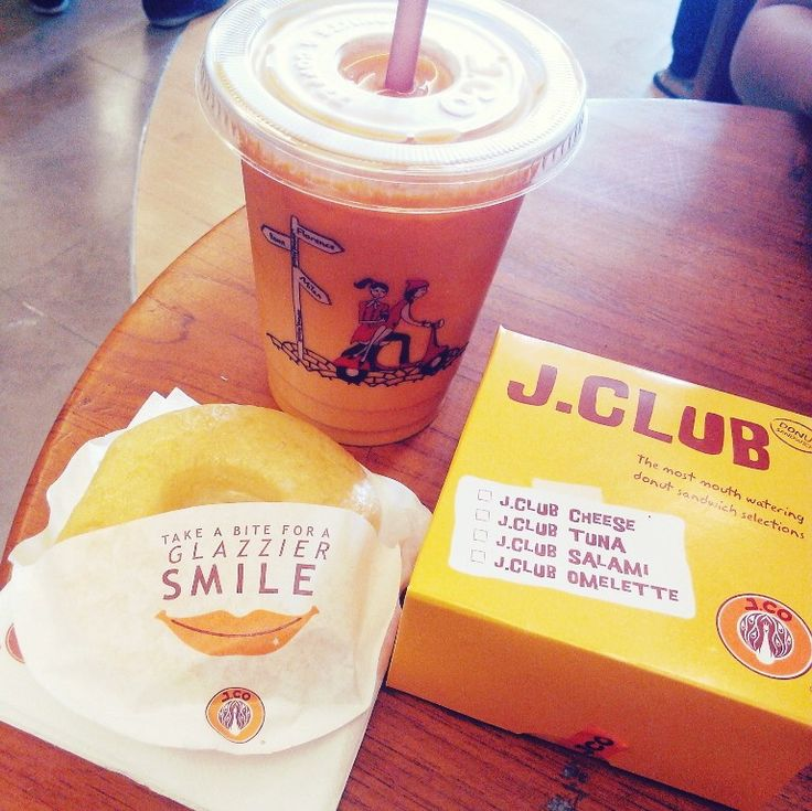 The J.Co way. Good Morning!