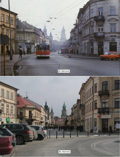 Lublin - deptak