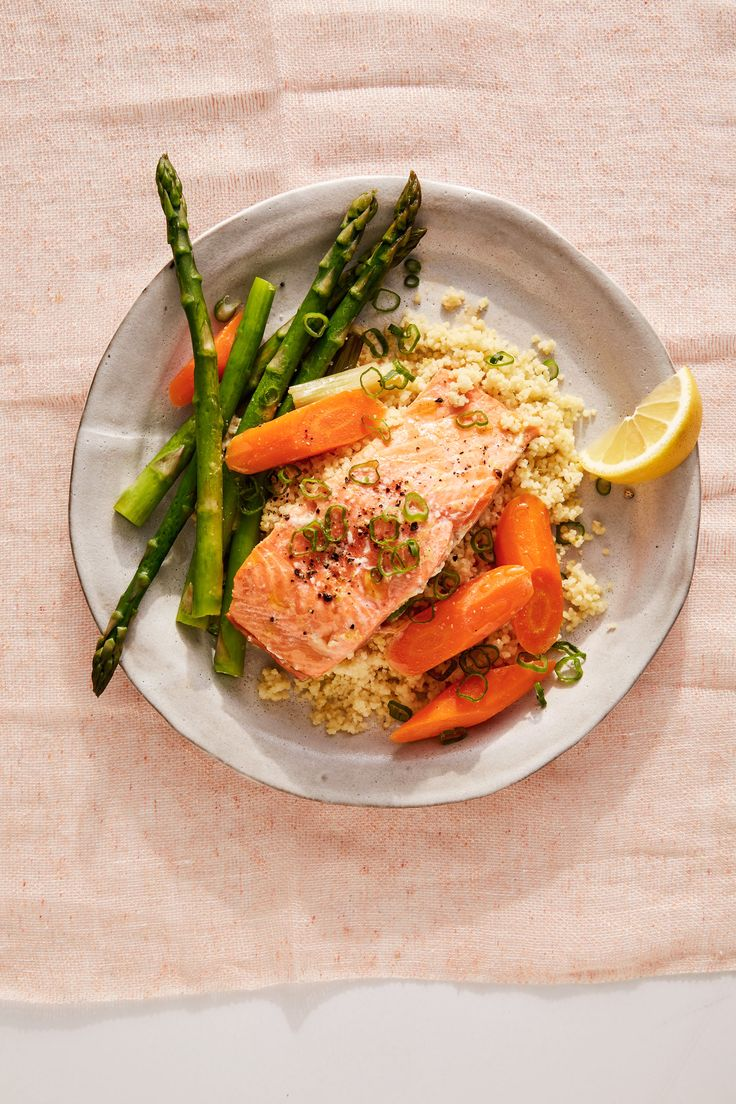 10 Foods That Naturally Help Lower Blood Pressure Salmon
