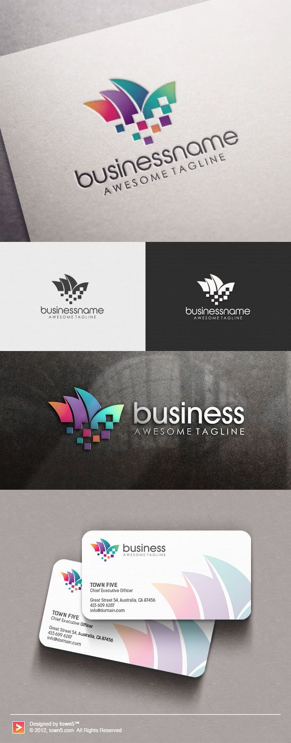 22 best business card images on pinterest business cards architectural logo choose a logo you love and well add your business name within 24 hours perfect for these industries architectural magicingreecefo Choice Image