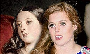 The throne clones: How the Royal Family inherited more than just their titles   Daily Mail Online