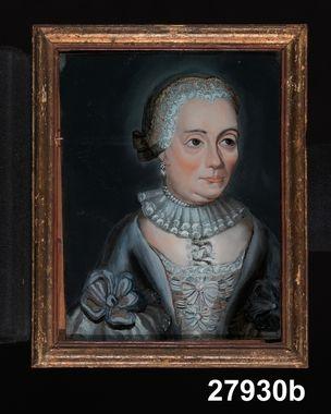 1700-tals dam från Arbrå.