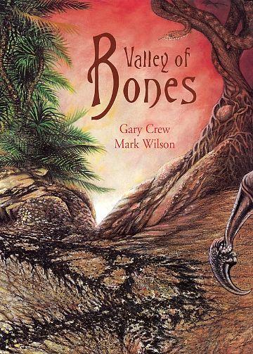 Valley of Bones Book - Gary Crew