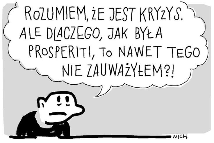 """Rys. Marcin Wicha """"TP"""" 35/2012"""