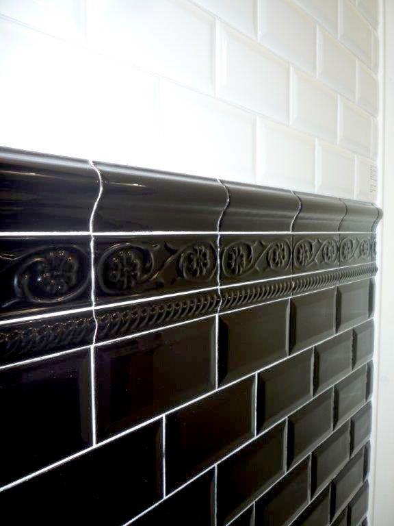 les 25 meilleures id es de la cat gorie carreaux metro sur. Black Bedroom Furniture Sets. Home Design Ideas