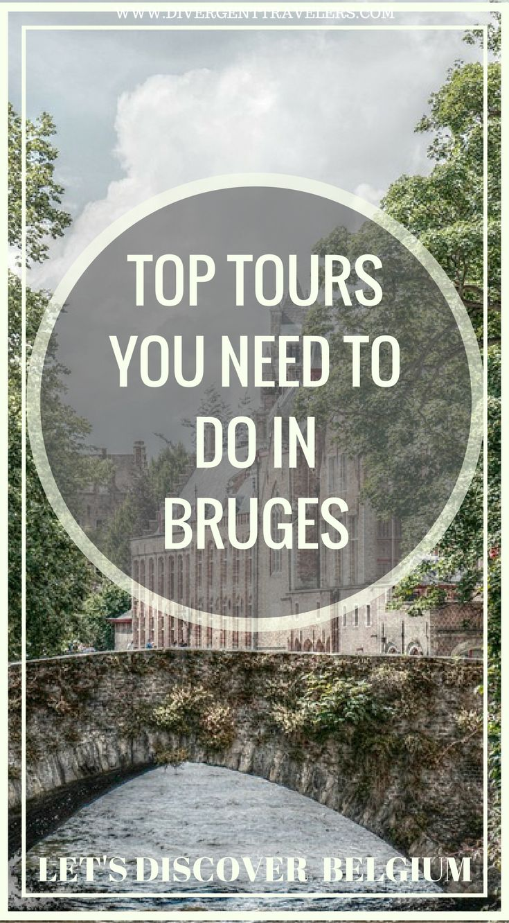 Top tours you need to do in Bruges, Belgium. Bruges is a compact city, yet it is bursting with historical charm and fun things to do. A 3 day Bruges city break is a great length of time to explore the many aspects of this charming city.Are you visiting Bruges fromParis,AmsterdamorBrussels? Below are the best day tours offered Click to read 3 Day Bruges City Break Guide – Things to do in Bruges