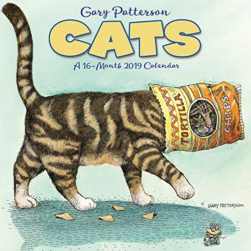 Gary Patterson S Cats Mini Wall Calendar 2019 By Day Dream Https Www Amazon Com Dp 163571298x Ref Cm Sw R Pi Dp U X Gary Patterson Patterson Coloring Books