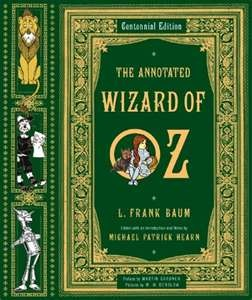 The Wizard of Oz.  Great book!  And only the first in a series. Our fifth grade teacher read this outloud to us and then we sought out the others
