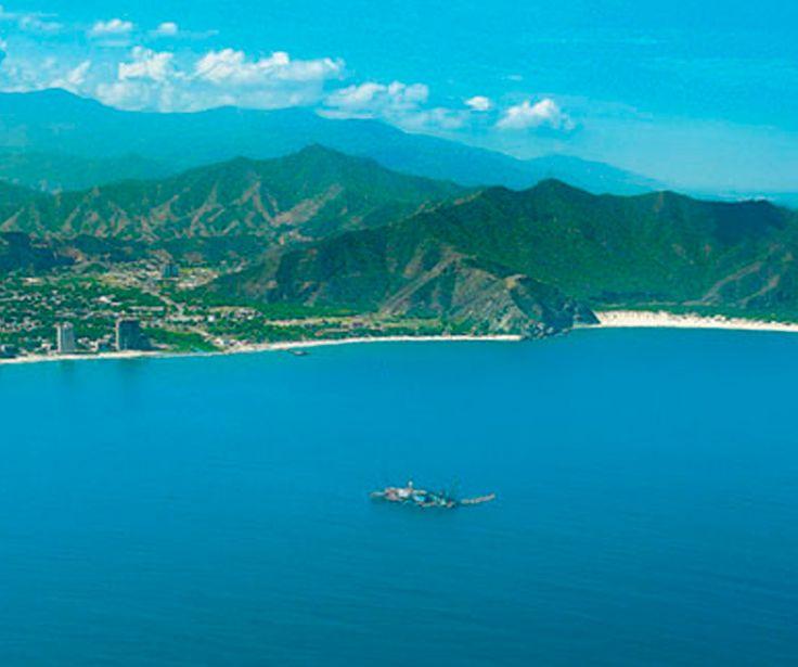 Santa Marta: el centro del Caribe