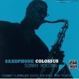 Saxophone Colossus (Audio CD)By Sonny Rollins