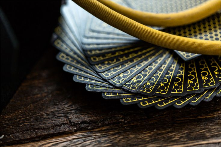 Killer Bees Playing Cards on Behance