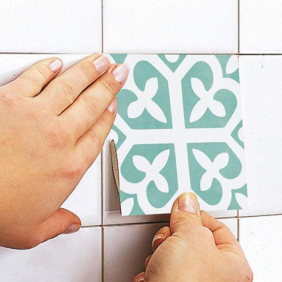 Carrelage Adhesif Nantes Convient Pour Mur Et Sol Impermeable A