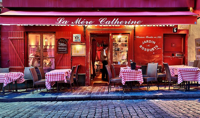 Restaurant Le Barometre Paris