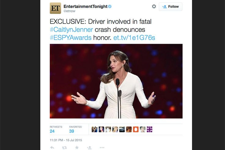 "The Headline: A transgender change may be courageous, but ESPN, Caitlyn Jenner sully Arthur Ashe Courage Award   The Story: Not taking away the bravery to bring the subject of Transgender to the limelight, the ESPN forever devalued the special meaning of its annual awards, shamefully abusing both the man and the meaning behind ESPY's Arthur Ashe Courage Award by handing that 2015 honor to former Olympic swimming star Bruce ""Caitlyn"" Jenner.  Read more at…"