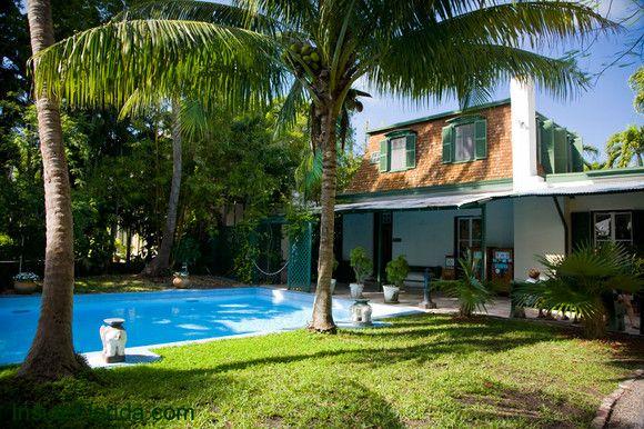 Hemingway House Pool