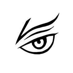 Image result for series of unfortunate events eye tattoo movie