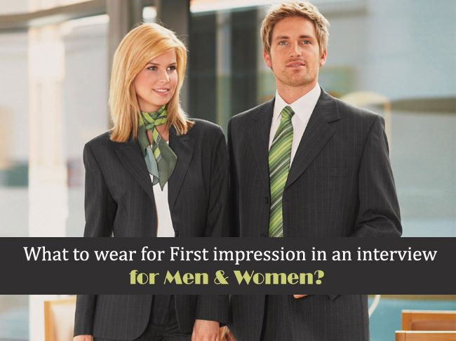 Get ready for job interview..polishing your Clothing technique and calming your nerves..!