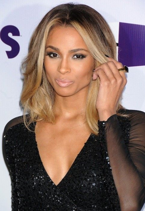 17 best ideas about ciara blonde hair on pinterest ciara hair color long bob balayage and. Black Bedroom Furniture Sets. Home Design Ideas