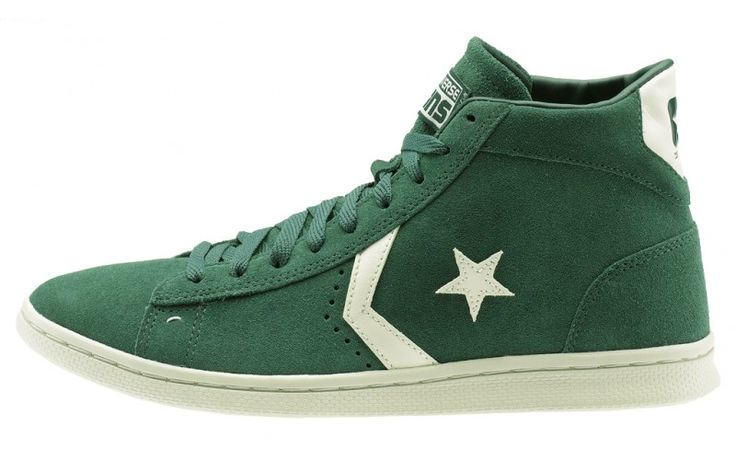 Converse Pro Leather Mid Suede FW '13