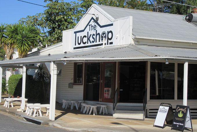 The Tuckshop Hendra