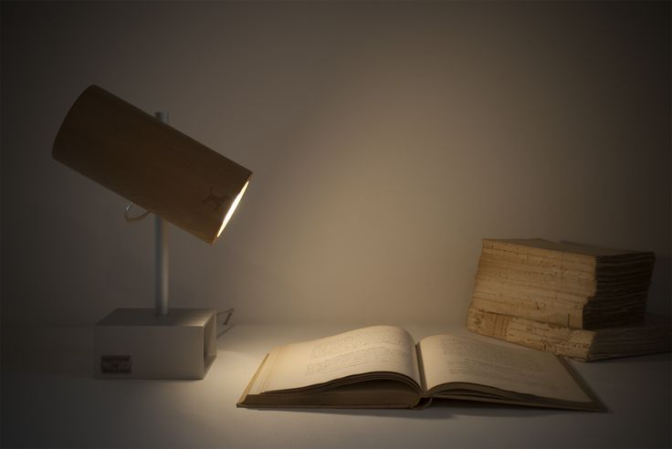 Monocolo S.  Table lamp. Made in Italy. Proudly handmade in Lombardy.