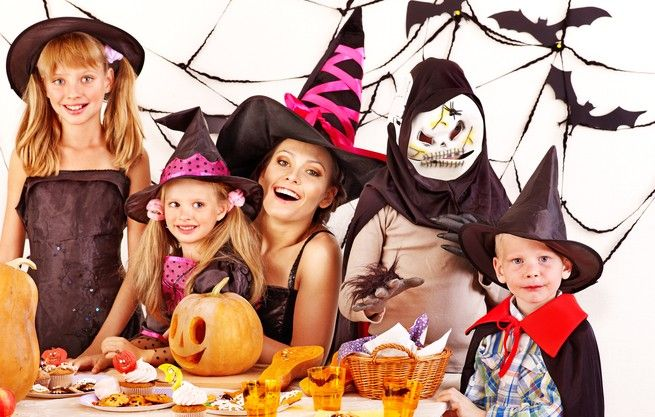 Share Halloween trivia and fun facts with residents