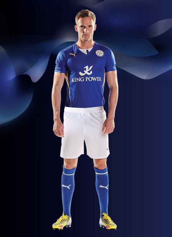 Twitter / OfficialFOXES: #LCFC & @pumafootball new kit #Leicester City.