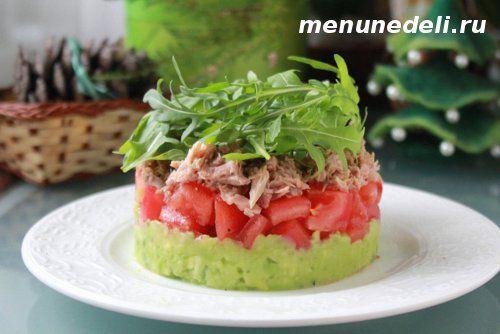 Необычное и праздничное блюдо