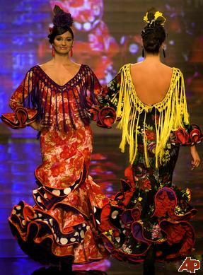 Spain Flamenco Fashion Pictures & Photos