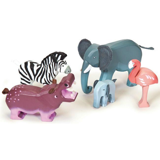 Le Toy Van Vilda Djur Zambesi