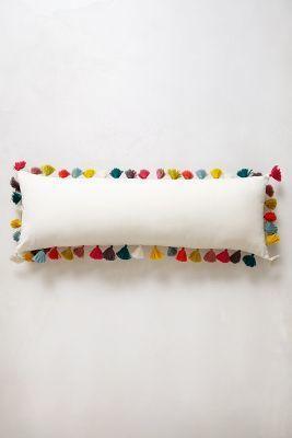 Anthropologie Firenze Velvet Tassel #Pillow #anthrofave #homedecor