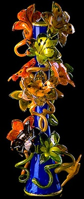 """ I love glass art and this is a gorgeous Chihuly piece. He is truly the glass art master!"""
