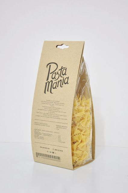 Pastamania (Student Project) Designer: Serkant Copur Country: Turkey  via packagingoftheworld.com